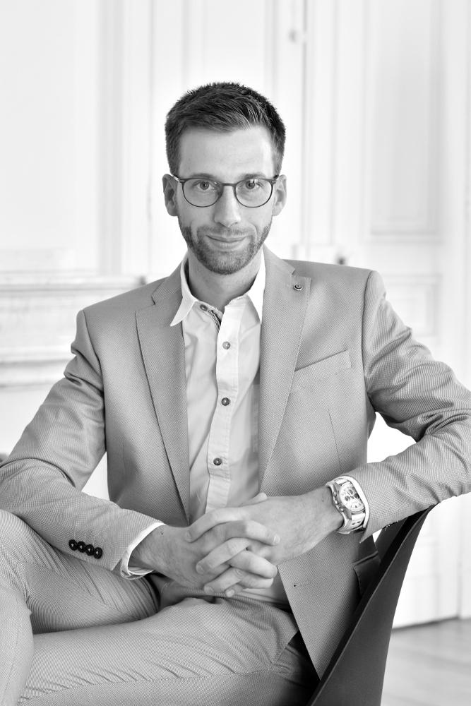 Guillaume Delattre, conseiller CIF